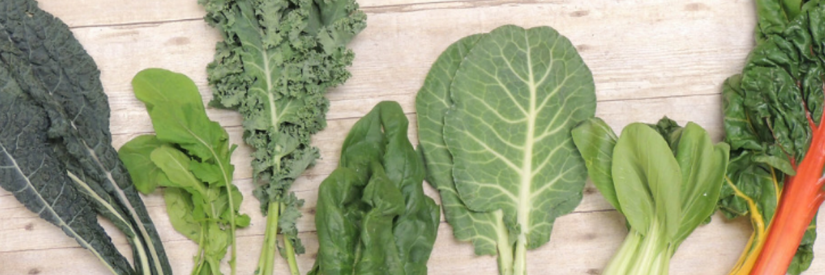 Leafy Greens to Boost Your Mood