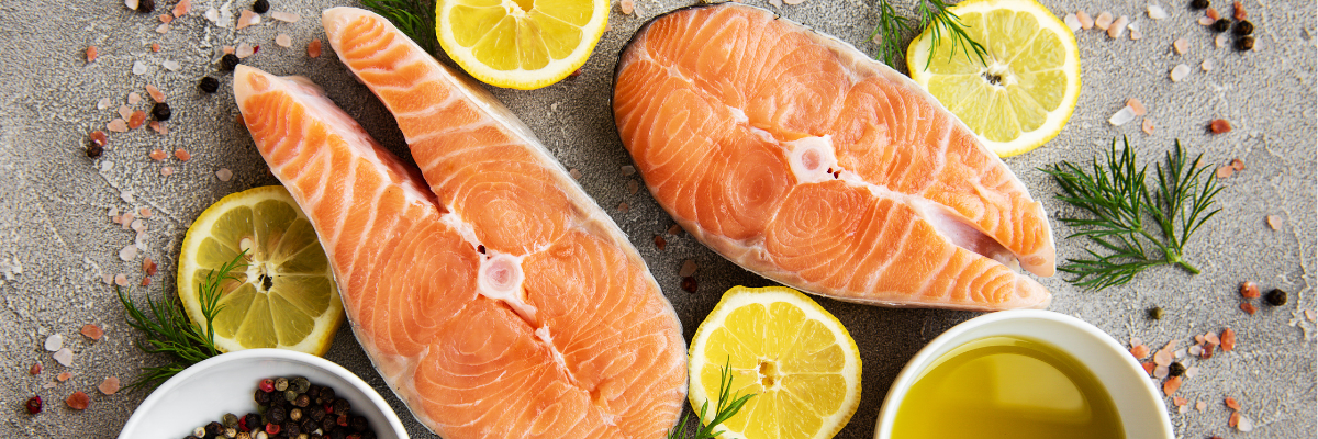 Salmon to Boost Your Mood