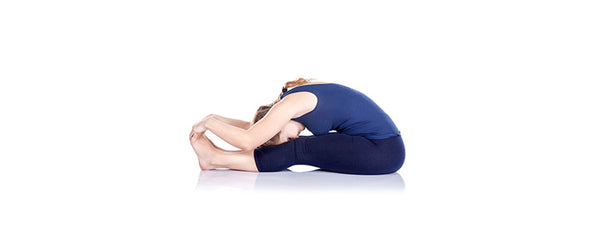Forward Fold in Yoga