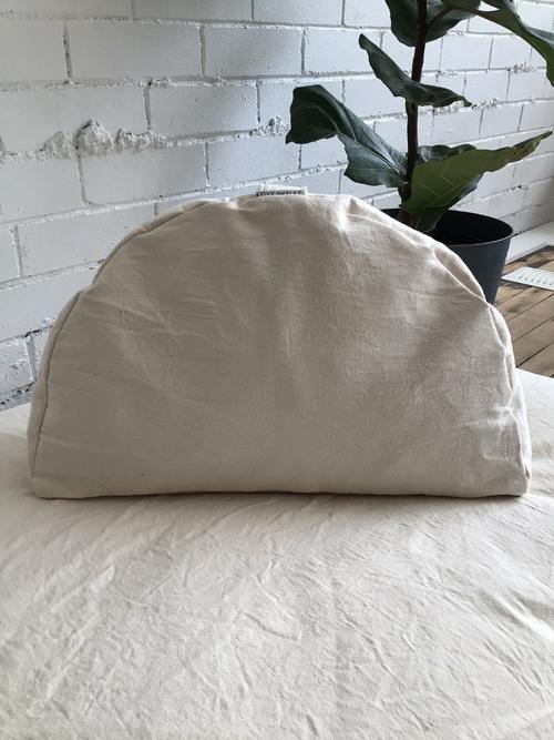 Ivory Meditation Cushion - Love My Mat