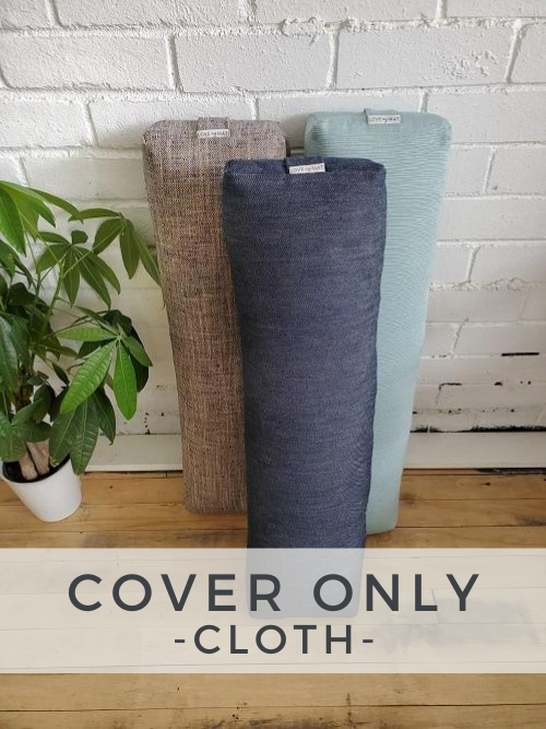 Cloth Prana Bolster - Cover Only -