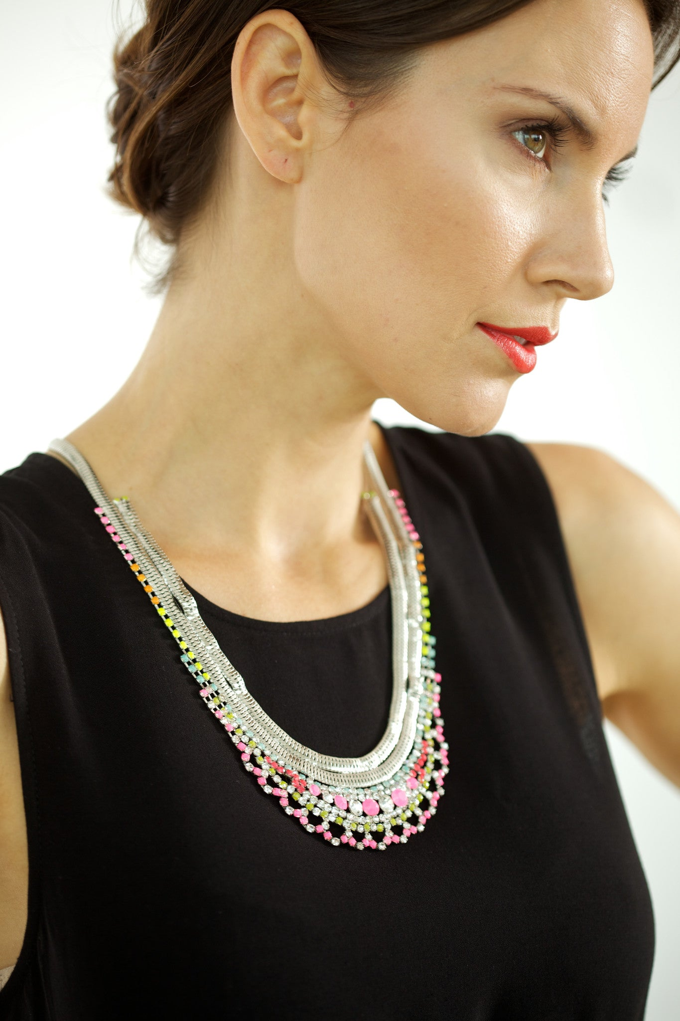Shah Crystal Necklace