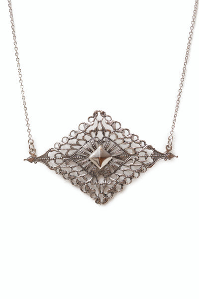 Maja Lace Inspired Necklace