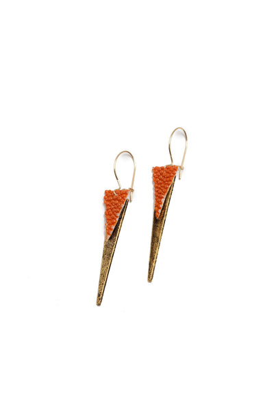 Zemi Spike Earrings