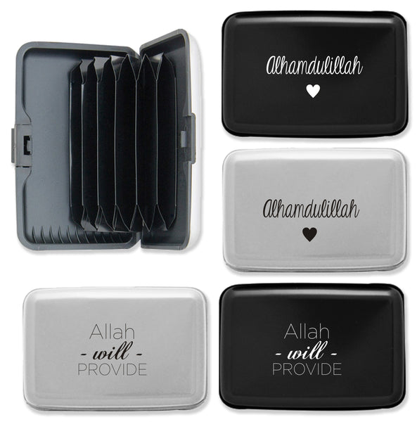 Card Holder - ALLAH will Provide