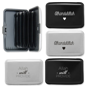 Card Holder - Alhamdulillah