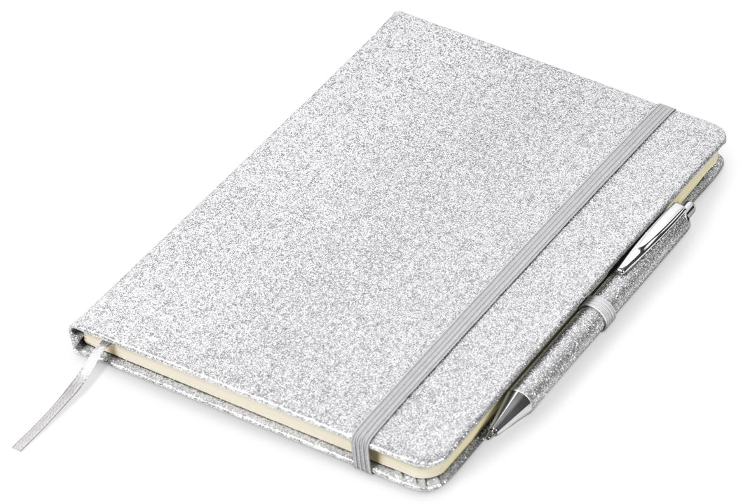 Sparkle Notebook Personalized