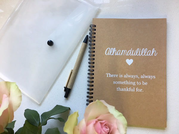 Alhamdulillah Eco Notebook
