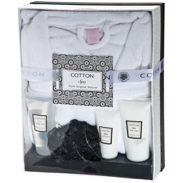 Cotton Spa Gift Set