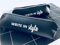 Write in style pencil case