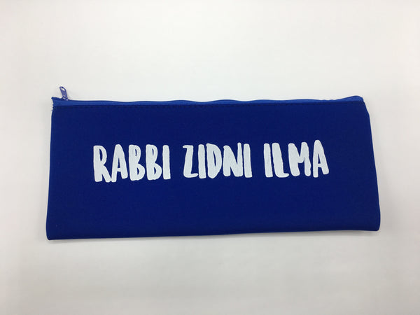 Rabbi Zidni Ilma Pencil Bag