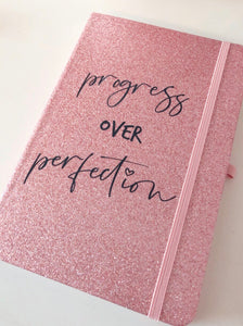 Progress Sparkle Notebook