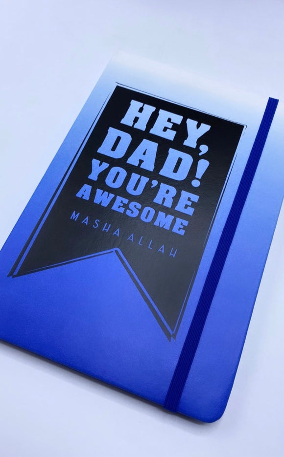 Awesome Dad Notebook