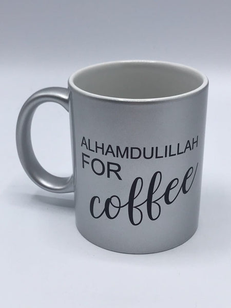 Alhamdulillah for Coffee