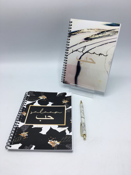 Salaam love Notebook