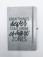 Great Things Sparkle Notebook