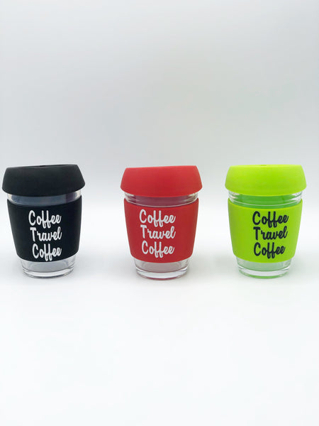 Coffee travel coffee cup