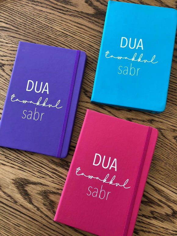 DUA Notebook