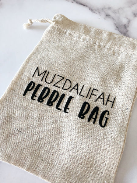 Muzdalifah Pebble Bag
