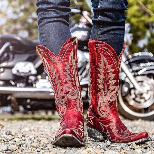 {Old Gringo Boots}
