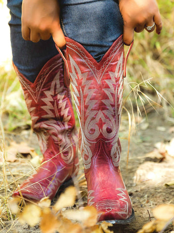 NEVADA (Red) // Old Gringo Boots L175-262