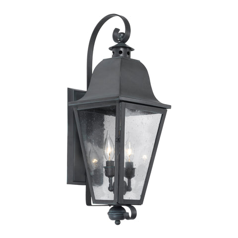 Artistic 1100-C Outdoor Wall Lantern Brookridge