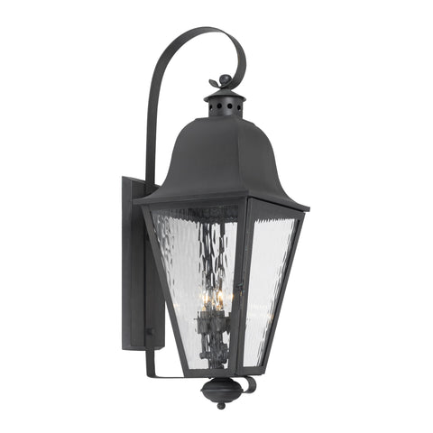 Artistic 1101-C Outdoor Wall Lantern Brookridge