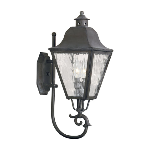 Artistic 1106-C High Fall Outdoor Wall Lantern
