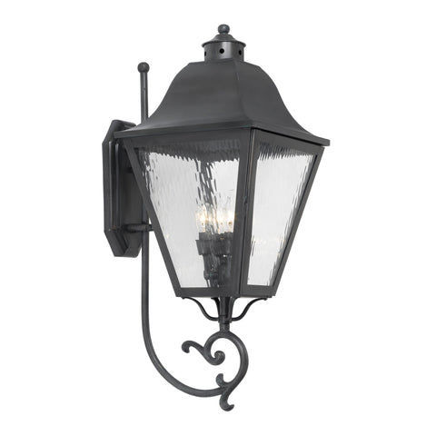 Artistic 1108-C Outdoor Wall Lantern High Falls
