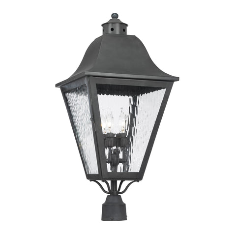 Artistic 1109-C High Falls Outdoor Post Lantern