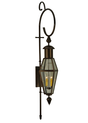 "18""W August Lantern Wall Sconce"