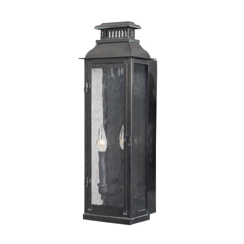 Artistic 1299-OB Outdoor Wall Lantern Williams Towne