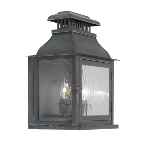 Artistic 1300-OB Outdoor Wall Lantern Williams Towne
