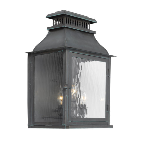 Artistic 1301-OB Outdoor Wall Lantern Williams Towne