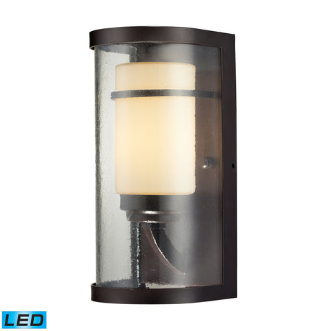 14100/1-LED Caldwell Outdoor Wall Sconce
