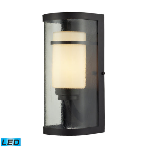 14101/1-LED Caldwell Outdoor Wall Light