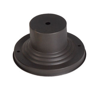 Outdoor Pier Mount Bronze