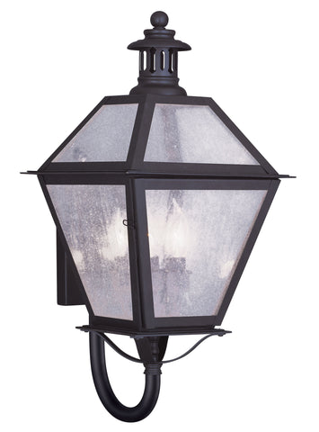 Waldwick Wall Light Bronze