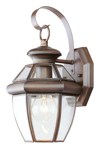 Monterey Wall Light Imperial Bronze