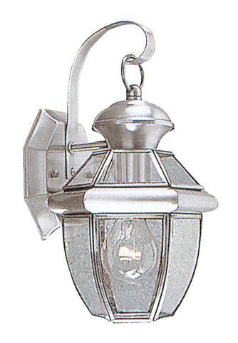 Monterey Wall Light Brushed Nickel