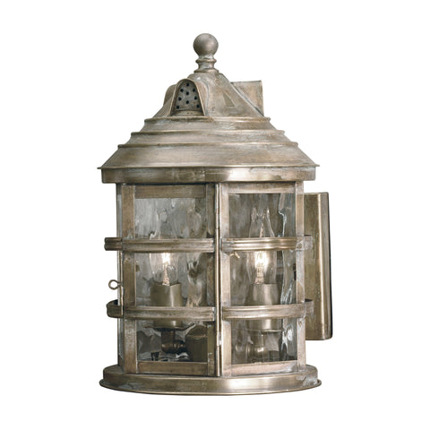 Artistic 2131-WB Barnstable Outdoor Wall Lantern