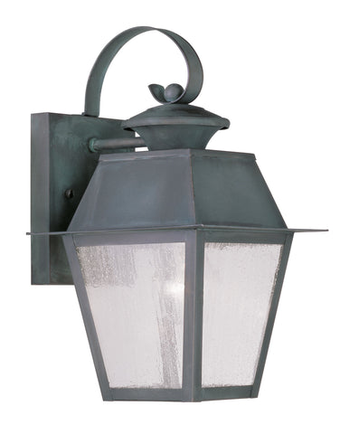 Mansfield Wall Light Charcoal