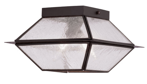 Mansfield Ceiling Light Bronze
