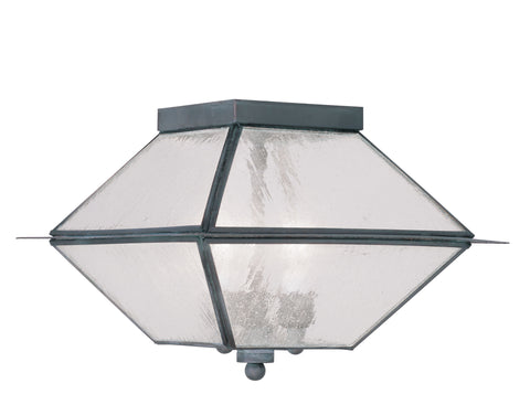 Mansfield Ceiling Light Charcoal