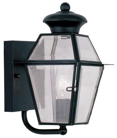 Westover Wall Light Black