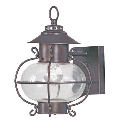 Harbor Wall Light Bronze