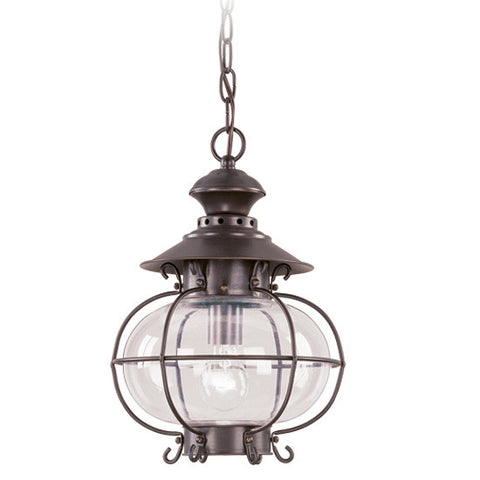Harbor Outdoor Pendant Bronze