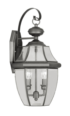 Monterey Wall Light Black