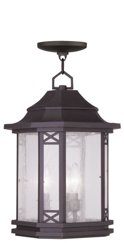 Tahoe Outdoor Pendant Bronze