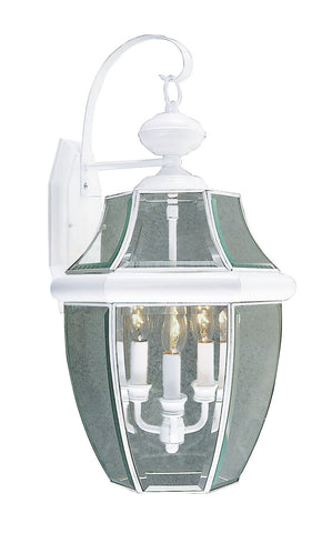 Monterey Wall Light White